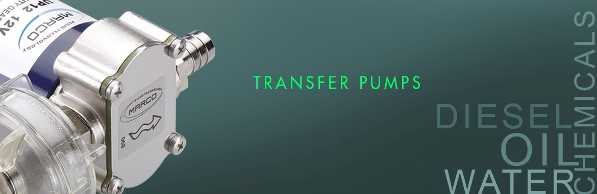 MARCO - Transfer Pumps