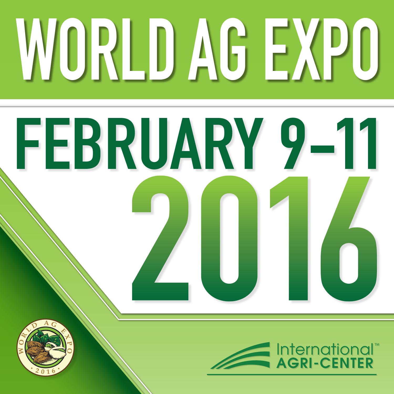 WORLD AG EXPO 2016