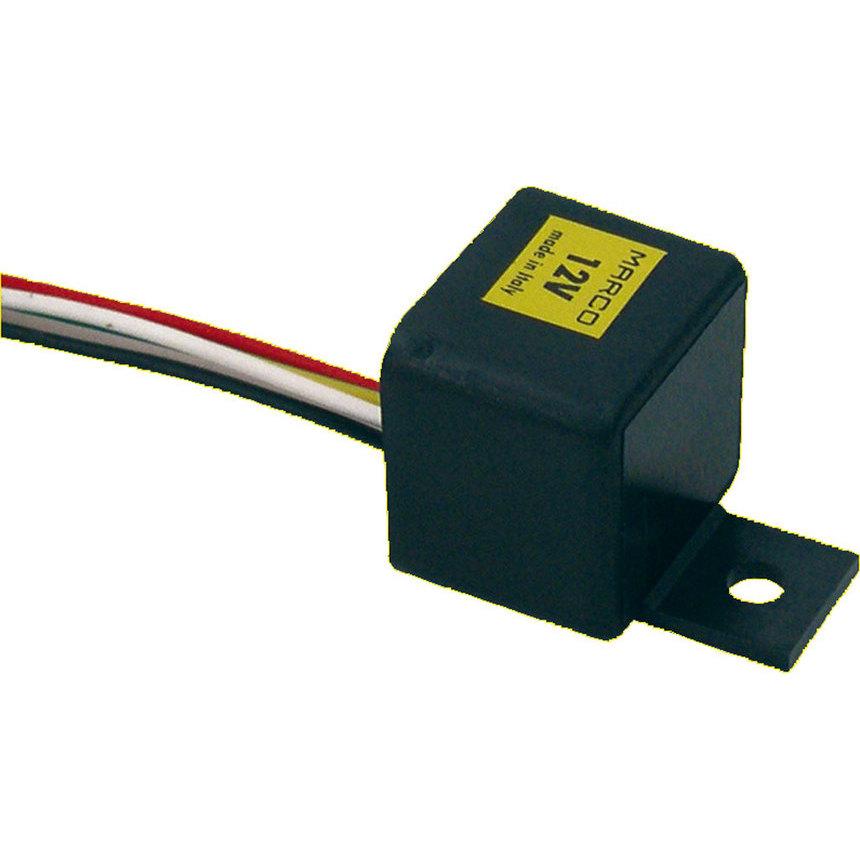 BZ2 buzzer con scheda elettron. segn. luci, blister