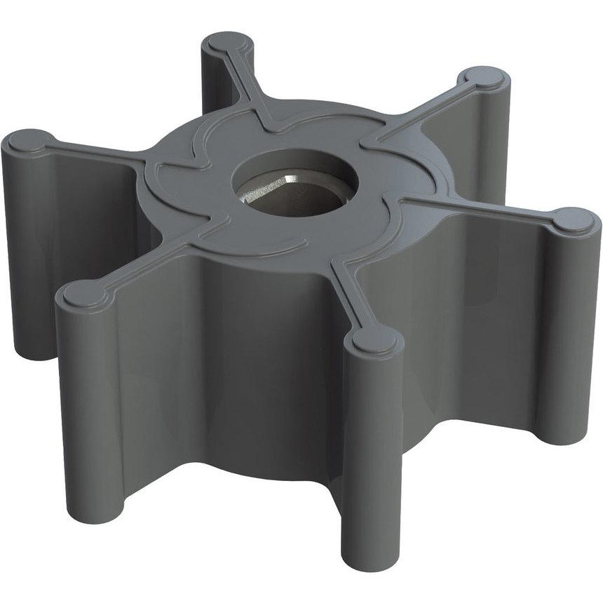 IMP1 NBR Rubber Impeller for UP1/M/AC