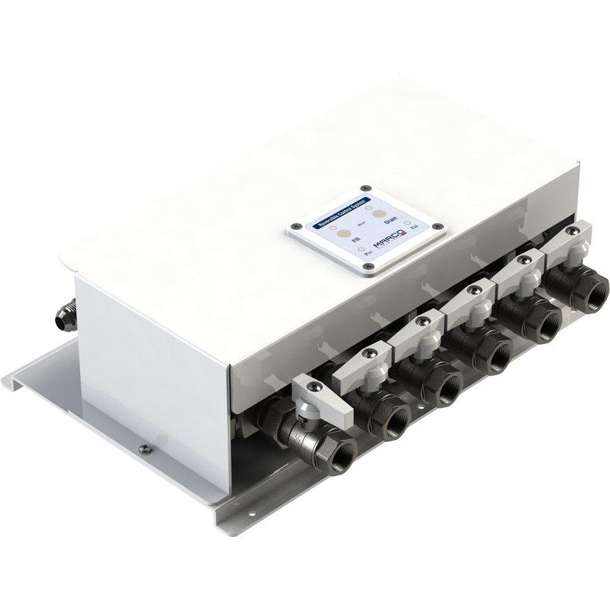 OCS6/E Electronic Oil Change System - 6 BSP Valves