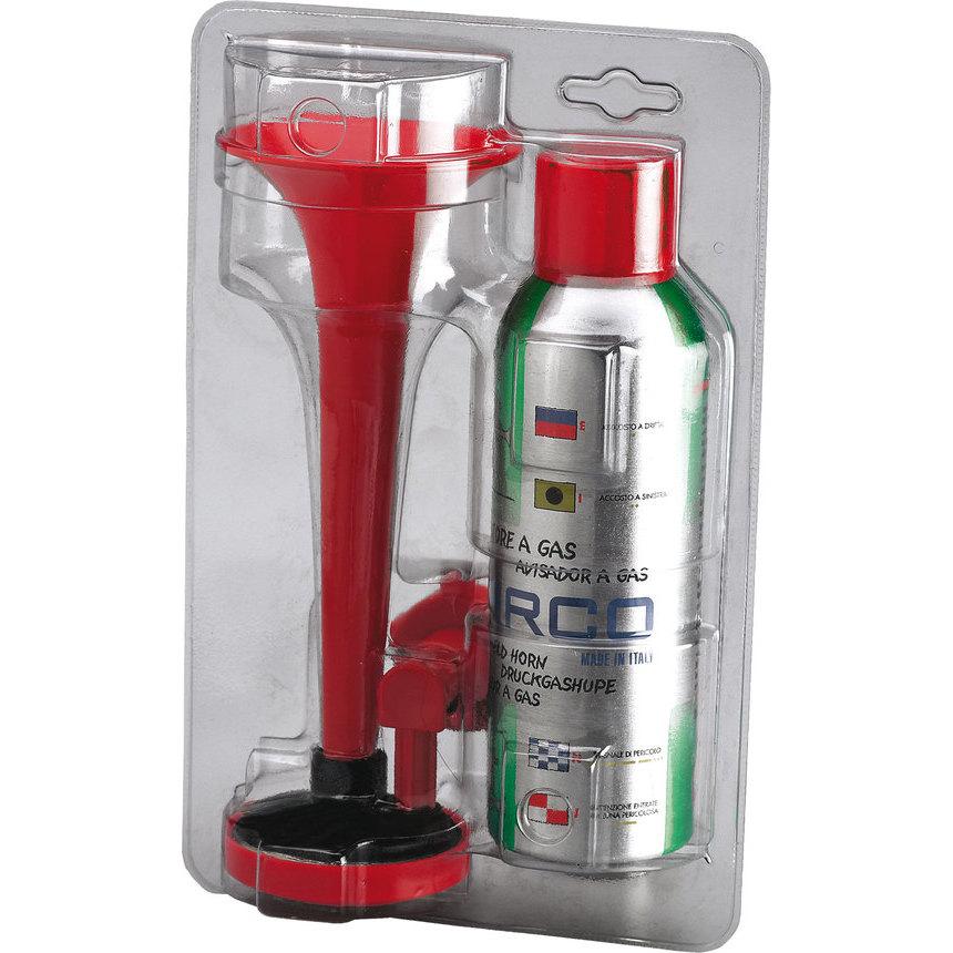TA1X avvisatore inox conf. D.M. 421/90, HFO 200 ml