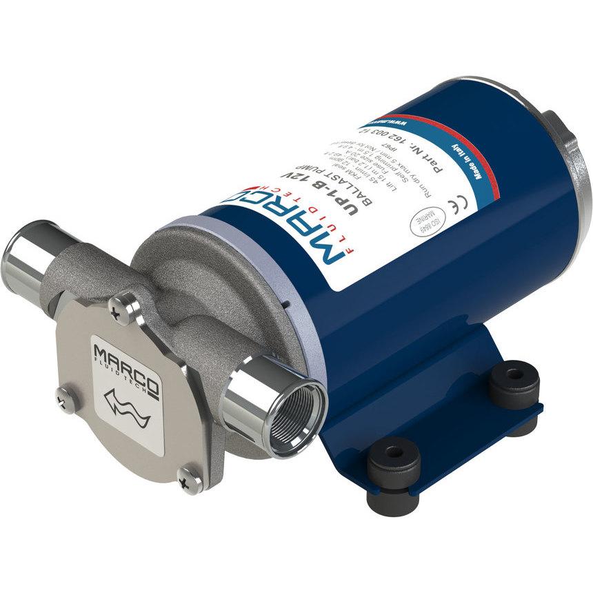 UP1-B pompa per serbatoi ballast con girante in gomma 45 l/min
