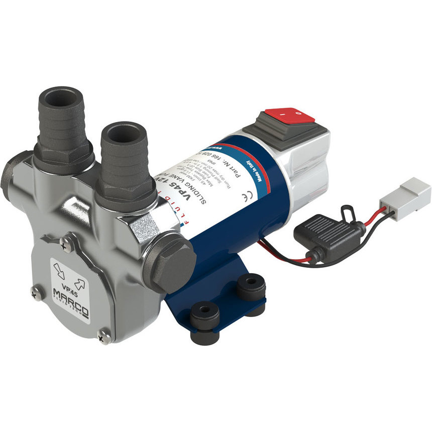 VP45-S Vane pump 45 l/min with integrated on/off switch