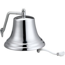 BE2-C Chromed Bell ø7.9 in