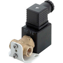 EV-MA Electric valve for water, 1/4""