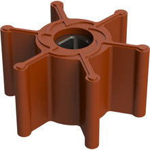 IMP2/V FKM Rubber impeller for UP1-J
