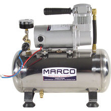M3 Compressor AISI 304  8 l