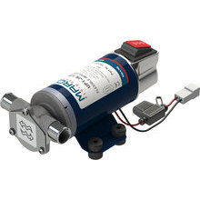 UP1-JR Reversible impeller pump 28 l/min with on/off integrated switch