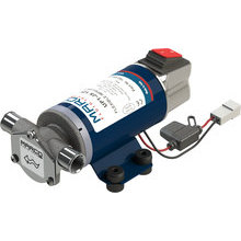 UP1-JS Impeller pump 28 l/min with integrated on/off switch
