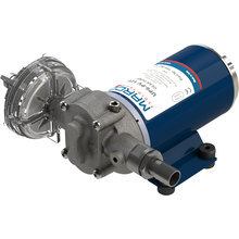 UP6-PV PTFE Gear pump with check valve 26 l/min