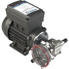 UPX/AC Pompa ad ingranaggi 10 l/min - inox AISI 316