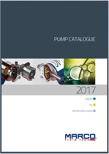 MARCO PUMP CATALOGUE 2017